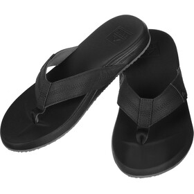 Reef Cushion Bounce Phantom Sandalias Hombre, black